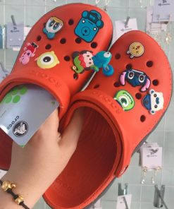 giay crocs do de nau
